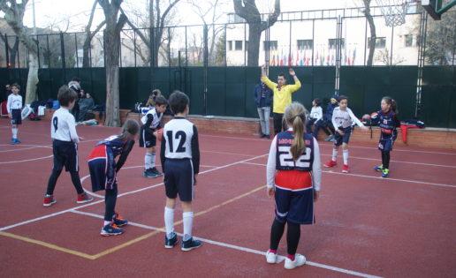Un partido igualado y un derbi en la 9ª jornada de los Juegos Deportivos de ECM