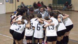 Rafaela Ybarra gana la liga de voleibol en categoría sénior