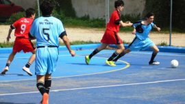 Cinco equipos empiezan a coger ventaja en futsal