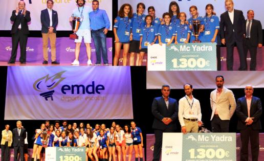 Presencia madrileña en los premiados al juego limpio de EMDE
