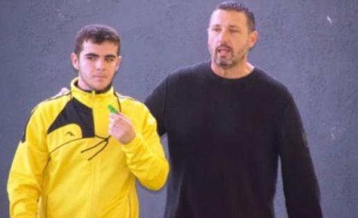 """José Ramón Domínguez, árbitro y profesor de Ed. Física: """"El esfuerzo es un valor al alza"""""""