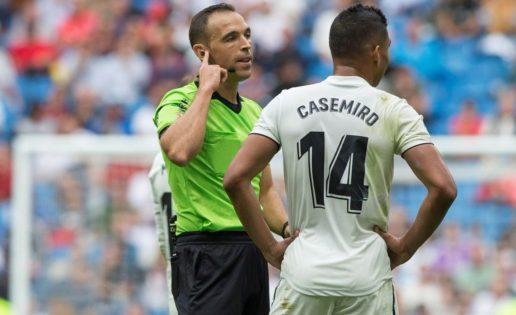 """Guillermo Cuadra Fernández, árbitro de La Liga: """"Siempre he tenido claro que para progresar hacían falta estudios"""""""