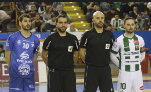 """Luis M. Sánchez, árbitro de LNFS y profesor: """"Tengo la esperanza de que algún alumno sea árbitro"""""""