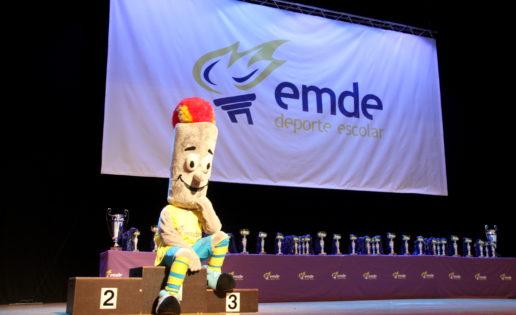 """Antorchito, mascota de los Juegos EMDE: """"Es imposible no estar feliz cuando se está rodeado de deporte y positividad"""""""