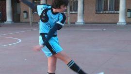 """Carlos Báez, jugador de Jesús María: """"El deporte es algo vital, no le veo ningún inconveniente"""
