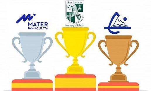 Virgen de Mirasierra, Mater Immaculata y San Patricio dominan el baloncesto en la última década de los Juegos ECM