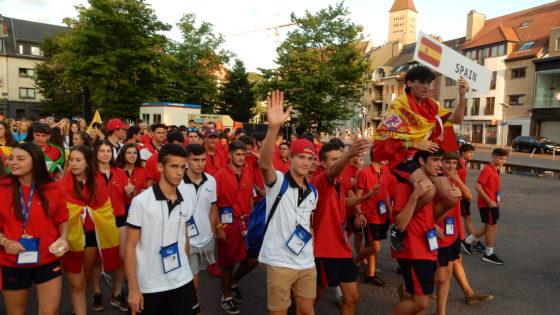 Alemania se queda sin poder celebrar los juegos FISEC 2020