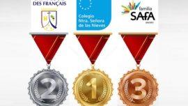 Ntra. Sra. Nieves, Saint Louis des Français y Sagrada Familia líderes en la última década del voleibol en los Juegos ECM