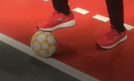 Píldoras de reglamento (Futsal: El saque de banda)