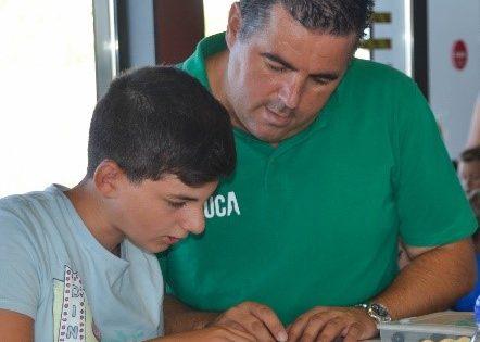 """David Escobar """"El ajedrez educativo es una potente herramienta, que transmite valores sociales y mejora el rendimiento académico"""""""
