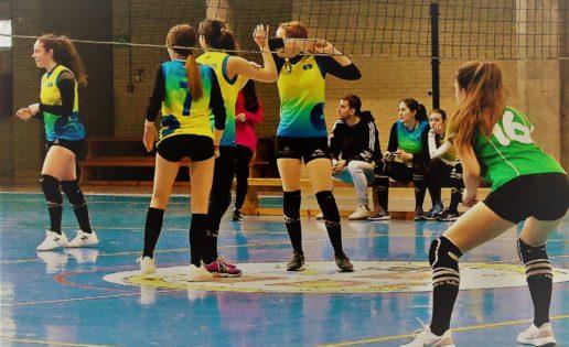 Jornada muy interesante para el voleibol de los Juegos ECM