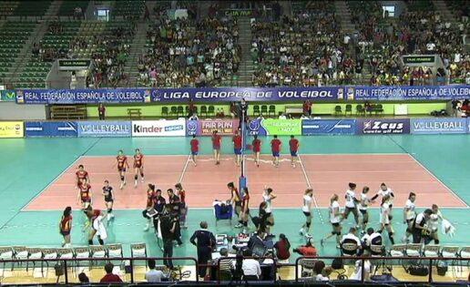 Píldoras de reglamento XIV (Voleibol: intervalos y cambios de campo)