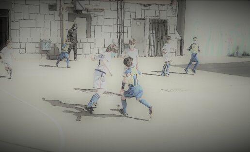 El repaso a la clasificación de futsal tras la 9ª jornada corresponde a los niños/as de educación primaria (E.P.)