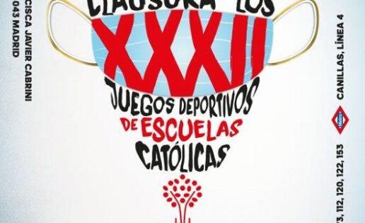 Y los XXXII Juegos Deportivos de Escuelas Católicas de Madrid llegan a su fin