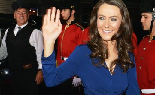 Gente que se gana la vida como doble de Kate Middleton