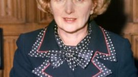 La contribución a la moda de Margaret Thatcher