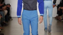 Cuatro apuntes del desfile de Calvin Klein