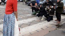 Cómo posar ante un fotógrafo de «streetstyle»