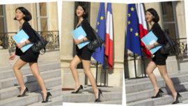 Fleur Pellerin, vuelve la ministra «fashionista»