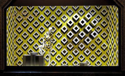 El escaparate parisino de Diane von Furstenberg