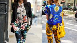 Las estilistas te están engañando con el «mix and match»