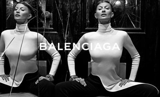 Balenciaga cada vez más cerca del «sportswear»