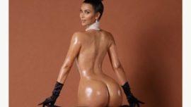Los glúteos (y la delantera) de Kardashian a examen