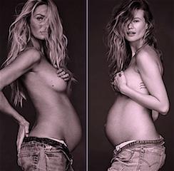 Los secretos de las famosas para recuperarse de sus embarazos
