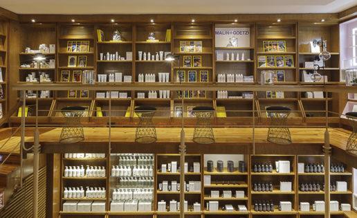 Nace Abanuc, un mágico espacio para amantes de la perfumería y cosmética nicho