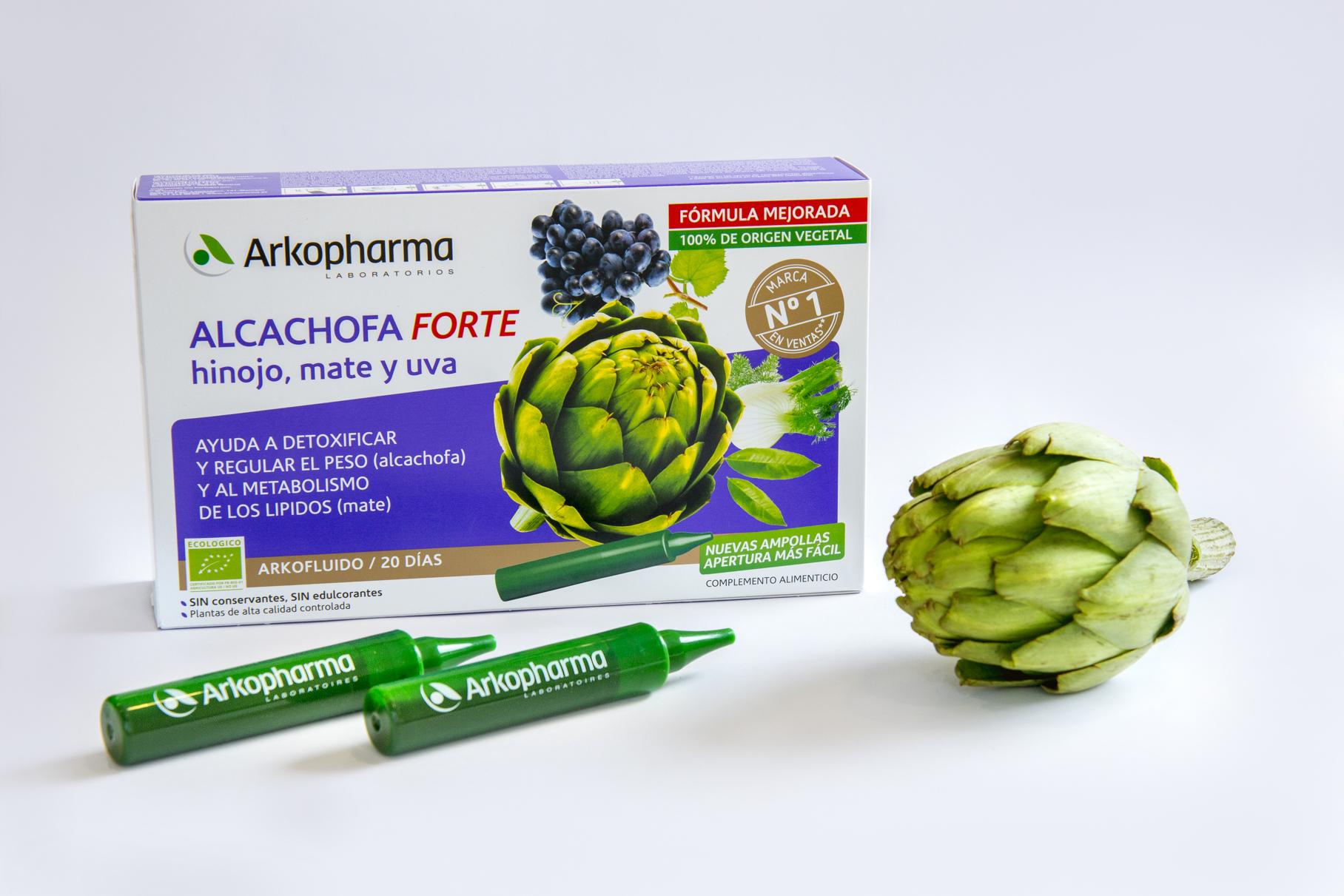 cuanto cuestan las ampolletas de alcachofa para adelgazar