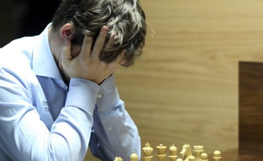 Carlsen, candidato al título tras un final de locos