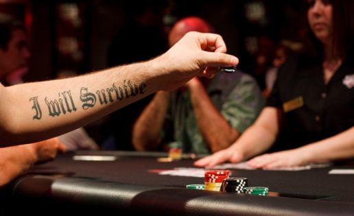 Brazos de póquer