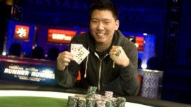 Primer millonario en las Series Mundiales de Poker