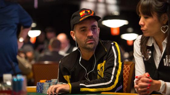 «El Toro» Páez, tercero en las Series Mundiales de Póquer