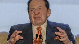 Adelson dice que el juego online es para tontos