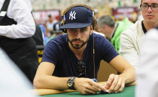 Piqué, eliminado en las Series Mundiales de Póquer de Las Vegas