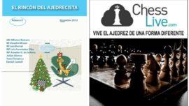 Dos nuevos medios prueban que el ajedrez está muy vivo
