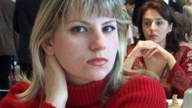 Olga Alexandrova, campeona de España de ajedrez