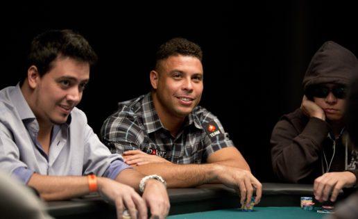 Ronaldo: «Siento curiosidad por ver a Nadal jugando al poker»