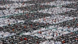 ¿Mil millones de espectadores para un juego aburrido?