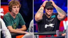 Un aficionado, a un paso de ganar el mundial de póker