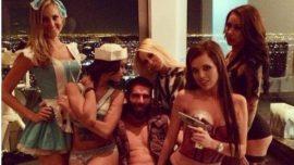 Chicas, armas y lujo: los excesos de Dan Bilzerian, rey de Instagram