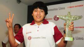 El peruano Jorge Cori, detenido en Madrid camino del Mundial