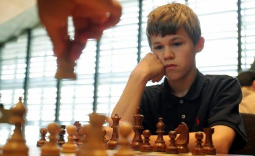 Qué hicieron los Carlsen antes de saber que su hijo era un genio