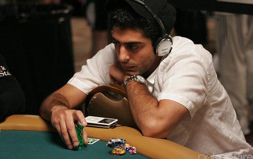 El jugador de póker que se hizo rico vendiendo flores