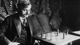 Se cumplen 120 años del mundial de Lasker, el campeón más longevo