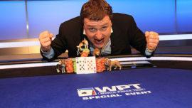 Tony G, de odiado jugador de póker a europarlamentario