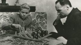 Juan Carlos I y otros reyes que jugaban al ajedrez