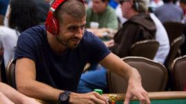 Gerard Piqué, James Woods y otros famosos en las Series Mundiales de Poker