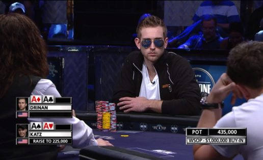 La mano de póker más desgraciada de la historia